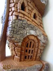 Ales The Woodcarver  Guard Tower