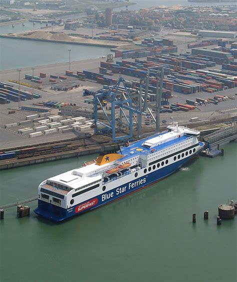Zeebrugge Port Overview