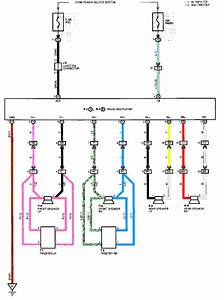 Diagram  Radio Wiring I Need The Radio Wiring Diagram For