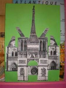 paper flower workshop de drôles de monuments ecole arts visuels pinterest