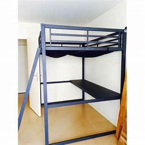 Lit Mezzanine 2 Places Ikea : mezzanine 2 place finest stunning chevet en bois massif de qualit fabriqu en europe avec lit ~ Preciouscoupons.com Idées de Décoration