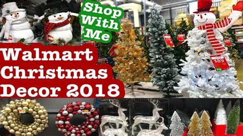 walmart christmas decor shop   christmas