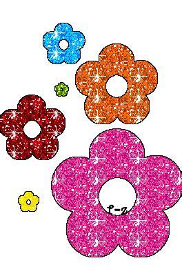 flores bonitas animadas Buscar con Google Flores