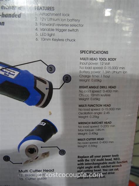 royal  neo  li ion multi tool kit