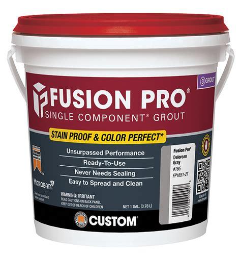 fusion pro grout colors fusion pro single component grout
