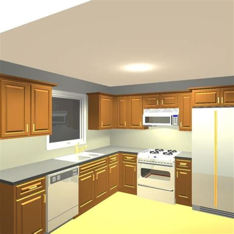 10x11 kitchen designs all maple wood assembled 10x11 kitchen cabinets walnut 1004