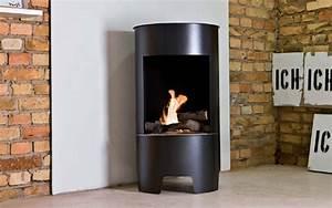 Cheminée Sans Conduit : cheminee bio ethanol sans conduit 1 feu ~ Premium-room.com Idées de Décoration