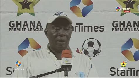 2020/21 Ghana Premier League: Great Olympics coach Annor ...