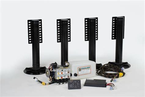 Equalizer Systems 8106 Automatic Leveling System For Class