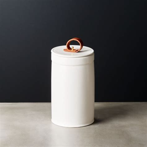 Modern Kitchen Canisters by Modern Kitchen Canisters Cb2