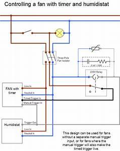 Attic Fan Humidistat Wiring Diagram