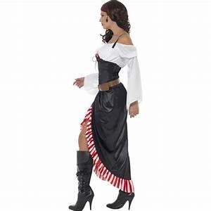 Damen Kostüm Piratin : piratenkost m damen piratin kost m piratinnenkost m seer uber verkleidung piratenbraut kleid ~ Frokenaadalensverden.com Haus und Dekorationen