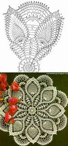131 Best Images About Crochet Doily Patterns On Pinterest