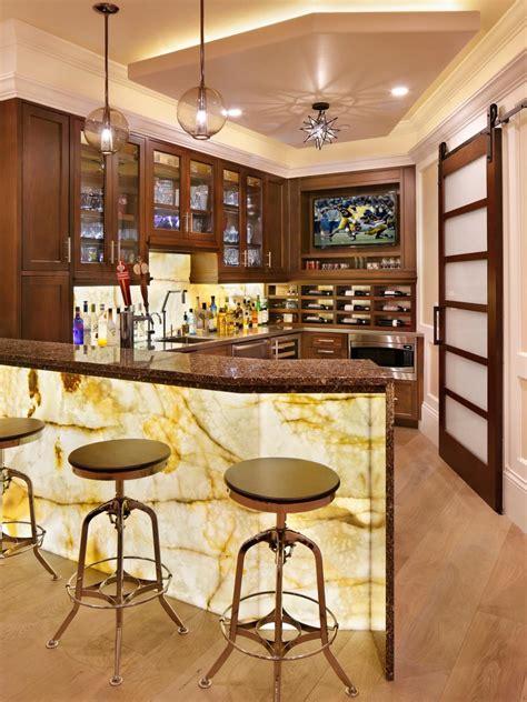Basement Bar by 13 Great Design Ideas For Basement Bars Hgtv