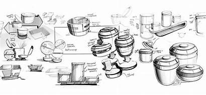 Pot Concept Cooking Crock Sketches Nuke Kitchen