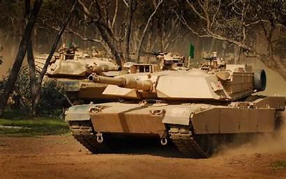 Military Abrams M1 Tank Tanks American Army