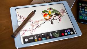 Testing  Pencil Bluetooth Ipad Stylus