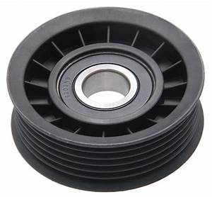 Accessory Drive Belt Tensioner Pulley Febest 2187
