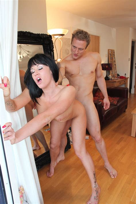 Two horny milfs love fucking with his big c - XXX Dessert - Picture 10