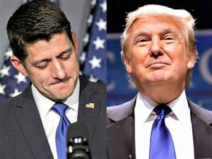 Paul Ryan, Architect of Open Borders, Says He Won't Back ...