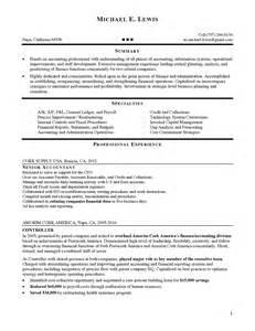 senior information technology manager resume sle production accounting resume sales accountant lewesmr