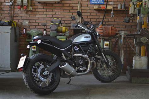 Review Ducati Scrambler Classic by 2018 Ducati Scrambler Classic Review Total Motorcycle