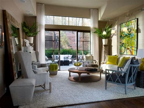 Hgtv Green Home 2019 Living Room Pictures Hgtv Green