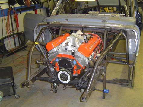 Custom Car Street Rod Fabrication Service