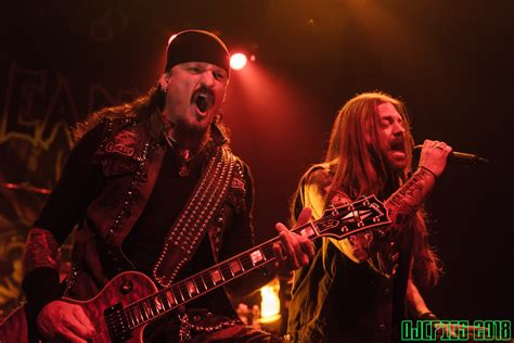 Iced Earth Leader Jon Schaffer Among the Insurgents who ...