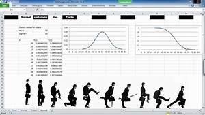 Excel Standardabweichung Berechnen : normalverteilung und ihre berechnung in excel 2010 youtube ~ Themetempest.com Abrechnung