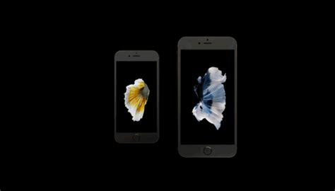 Iphone 6s Animated Wallpaper - with 3d touch and animated wallpaper apple introduces