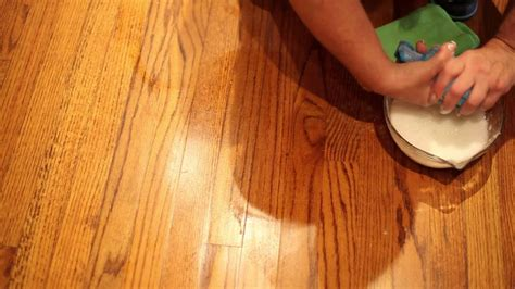 remove excess floor wax pro cleaning tips youtube