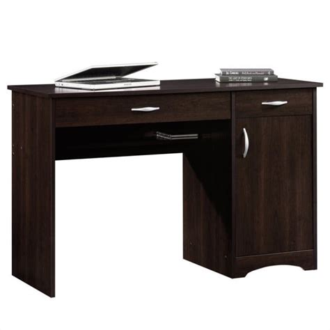 Sauder Beginnings Student Desk Cinnamon Cherry by Computer Desk In Cinnamon Cherry 413072