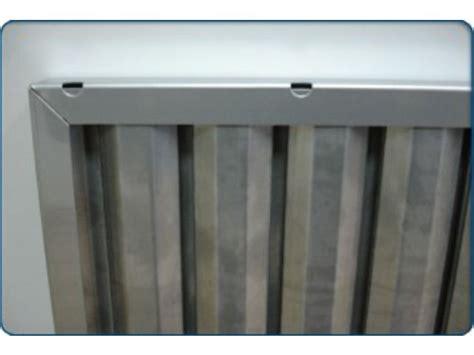 filtre hotte de cuisine filtres à choc inox pour hottes de cuisine contact innov 39 air