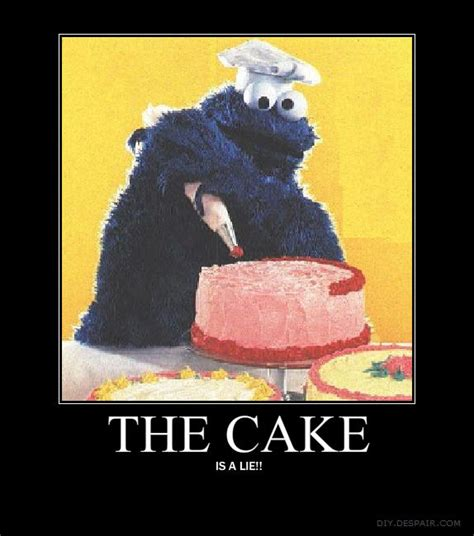 image 120048 the cake is a lie know your meme