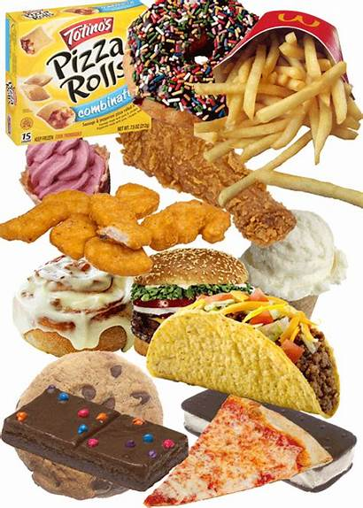Fries Chicken Giphy Pizza Taco Ice Cream
