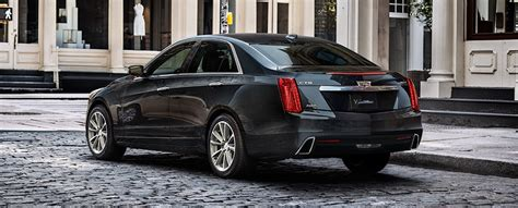 2018 Cadillac Cts Sedan  Gm Fleet