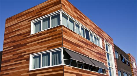 exterior wall cladding  structures colours models  materials