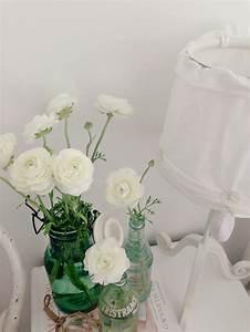 fleurs printemps idees originales pour une belle deco With chambre bébé design avec composition de fleurs blanches