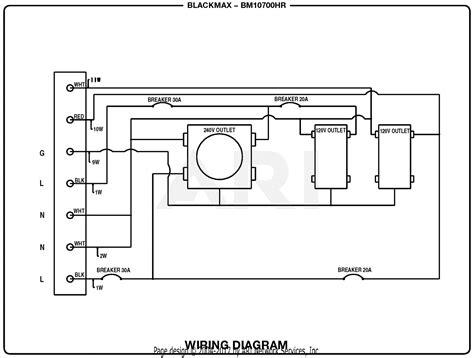 Homelite Bmhr Watt Generator Parts Diagram For
