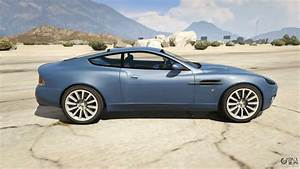 Aston Martin V12 Vanquish : 2001 aston martin v12 vanquish for gta 5 ~ Medecine-chirurgie-esthetiques.com Avis de Voitures