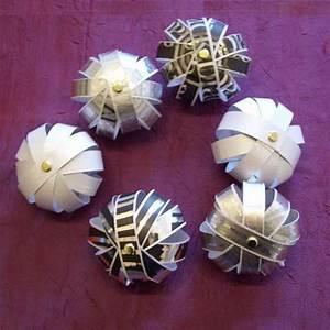 Boule De Noel A Fabriquer : fabriquer une boule de sapin ~ Nature-et-papiers.com Idées de Décoration
