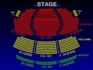 Richard Rodgers Theater Interactive Seating Chart Walter Kerr Theatre Interactive 3 D Broadway Seating