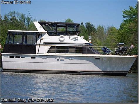 Pontoon Boats For Sale By Owner In Nashville Tn by 1980 Trojan Aft Cabin Pontooncats