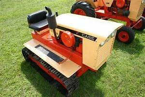 17 Best images about Ingersoll, Case, Garden tractors on ...