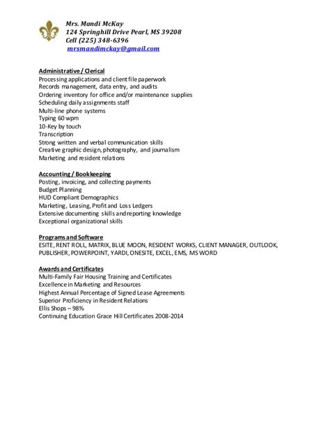 I Attached My Resume For Your Convenience by Mandi Mckay Cover Letter And Resumes