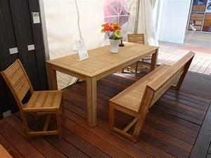 Stühle Aus Holz : terassenmoebel deryckere handwerk holz ~ Lateststills.com Haus und Dekorationen