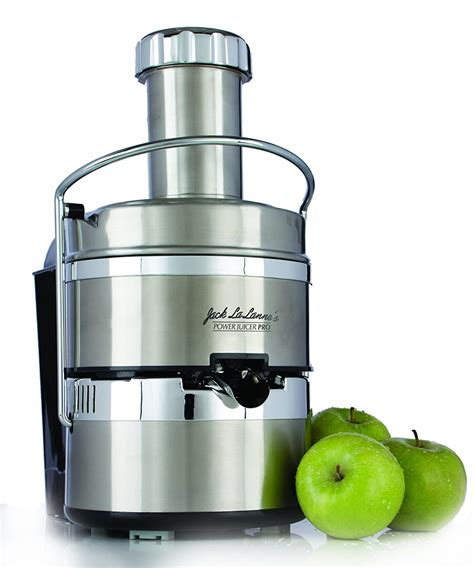 juicer lalanne jack power juicers names pro stainless steel electric juicing comparisons rated pjp known