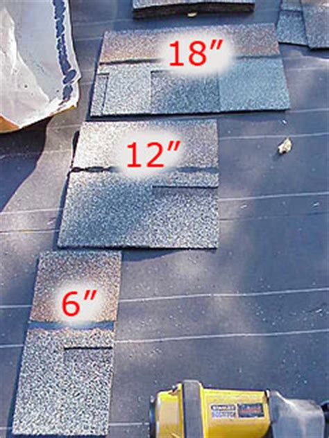 Roofing Shingles Installing Architectural Roofing Shingles