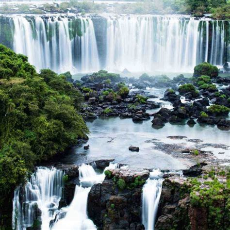 World Top Waterfalls Easy Planet Travel
